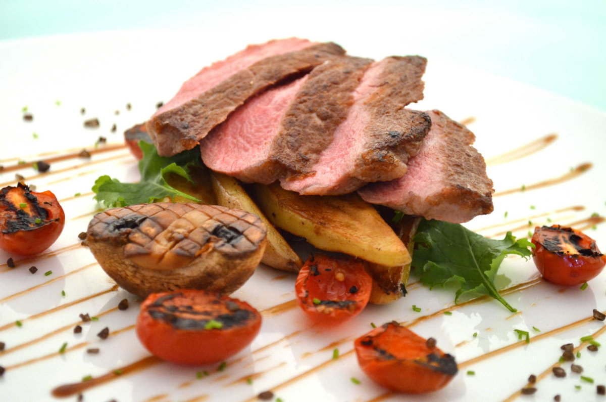 McCarthy Lodge beef